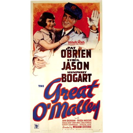 Pat Obriens Hurricane Mix (The Great OMalley Top From Left Sybil Jason Pat OBrien 1937 Movie Poster Masterprint )