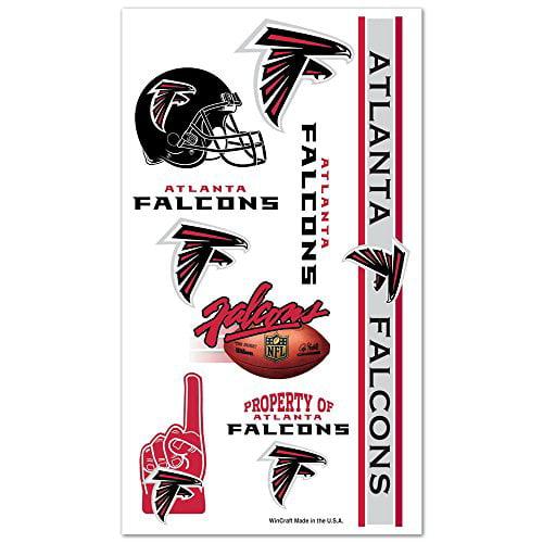 NFL Atlanta Falcons 09434091 Tattoos
