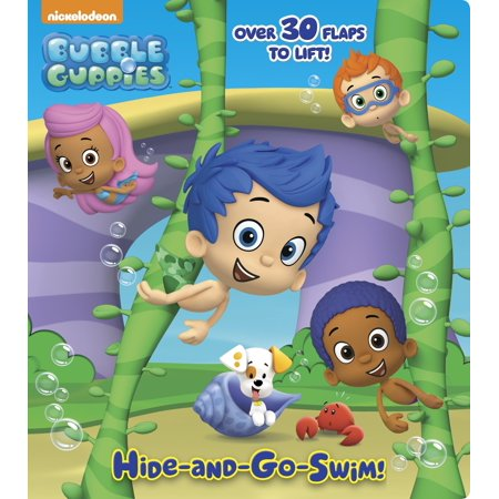 Hide and Go Swim Nifty Lift and Look (Board Book)