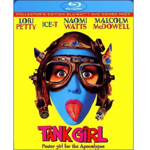 Tank Girl (Blu-ray + DVD) (Widescreen)