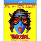 Tank Girl (Blu-ray   DVD) (Widescreen)