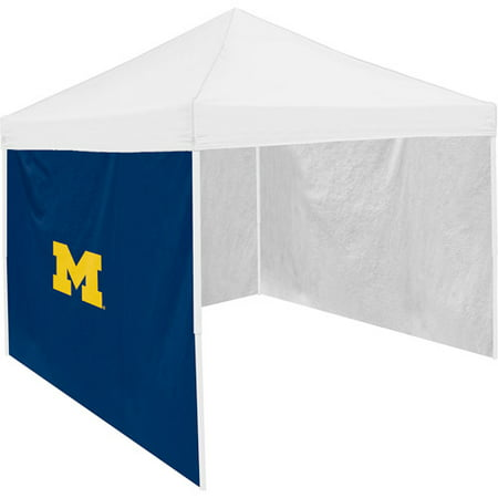 Logo Brands NCAA College 9 x 9 ft. Canopy Side Panel