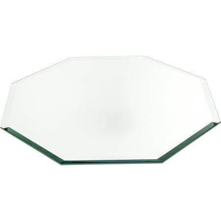 Beveled Glass Mirror, Octagonal 5mm - 12