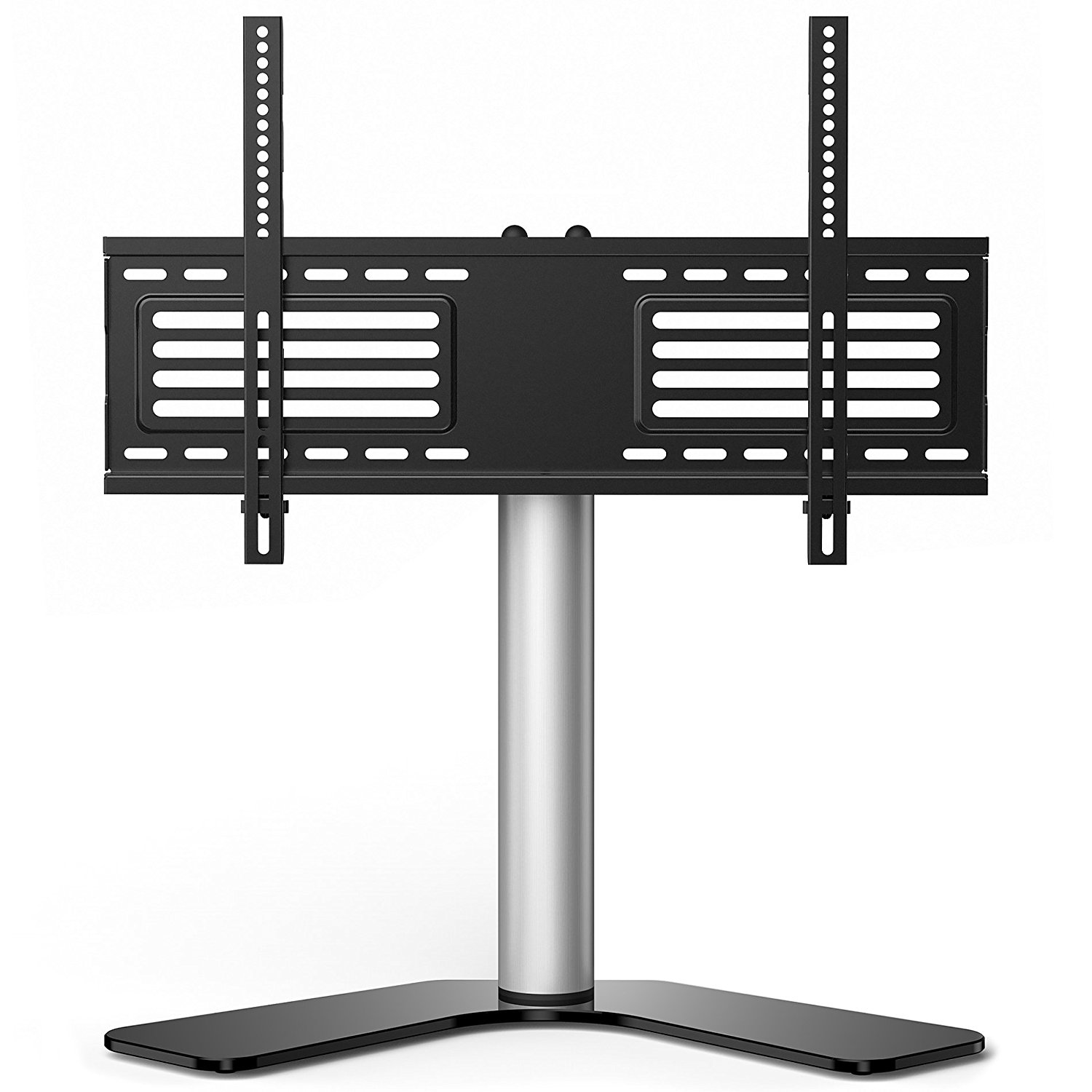 FITUEYES Universal Swivel TV Stand with Mount for 32 42 up to 65 inch Samsung Sony Lg Flat screenTvs TT106001GB
