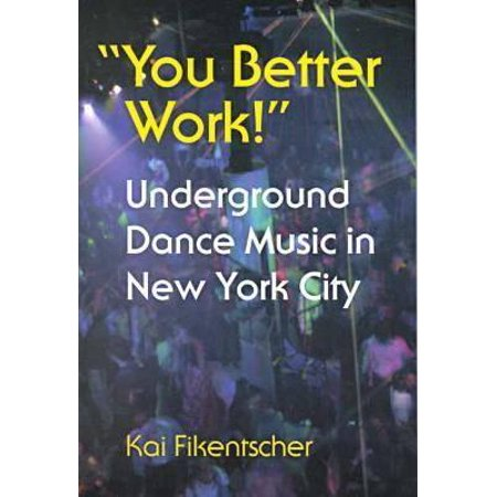 -You Better Work!- : Underground Dance Music in New - New York Regional Halloween Dance Singles