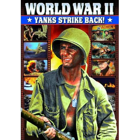 WWII: Yanks Strike Back (DVD) (Alpha Stripe)