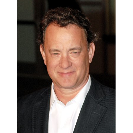 Tom Hanks At Arrivals For Starter For 10 Premiere By Hbo Films And Picturehouse Stretched Canvas -  (16 x 20) 20 Piece Starter Set
