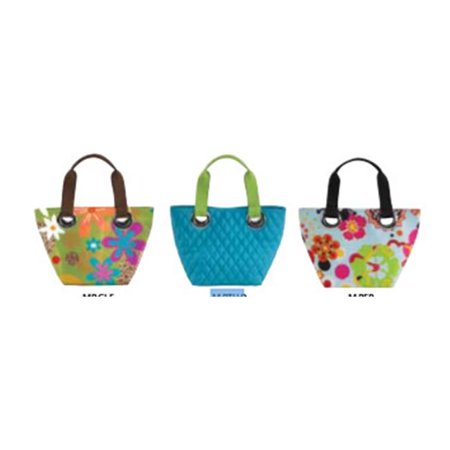 Joann Marie Designs (Joann Marie Designs MBTUQ Mini Bag - Turquoise Quilted Pack of 2 )
