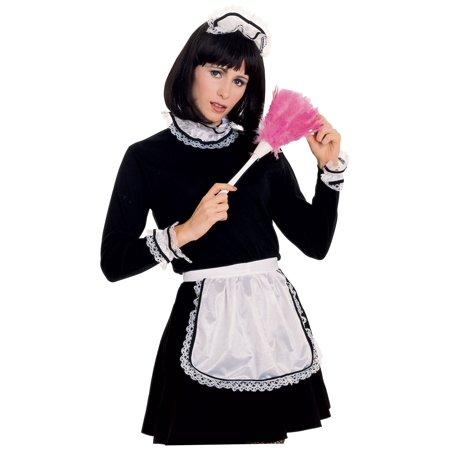 French Maid Accessory Kit - French Maid Roleplay