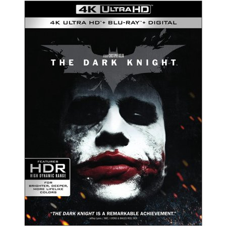 The Dark Knight (4K Ultra HD) - Two Face From Dark Knight