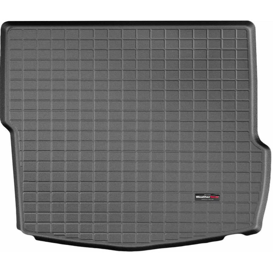 WeatherTech 40686 14-15 Ss Cargo Liners, Black