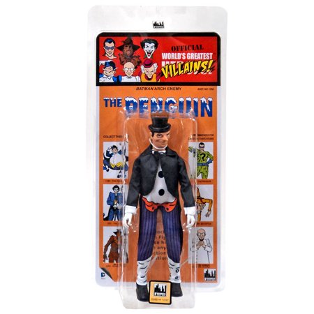 DC Kresge Retro Style Series 2 The Penguin Action Figure (Penguin Dc)