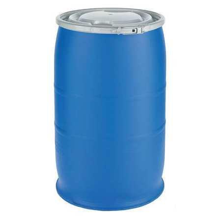- POLY55OHBLPC Transport Drum, Open Head, 55 gal., Blue