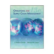 Operations and Supply Chain Management with Student Operations Management Video DVD