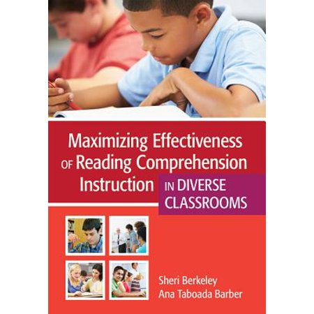 Comprehension Instruction (Maximizing Effectiveness of Reading Comprehension Instruction in Diverse Classrooms)