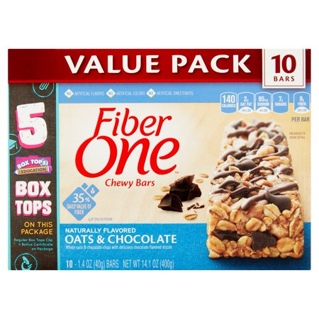 Chocolate And Oats Fiber One Bar