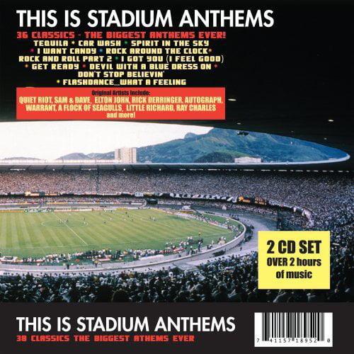 This Is Stadium Anthems (2 Disc Box Set)