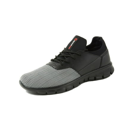 Alpine Swiss Leo Men Sneakers Flex Knit Tennis Shoes Casual Athletic Lightweight (Mens Casual Sneakers)