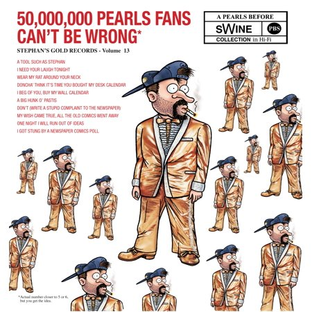 - 50,000,000 Pearls Fans Can't Be Wrong : A Pearls Before Swine Collection