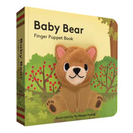 (Baby Bear (Board Book))