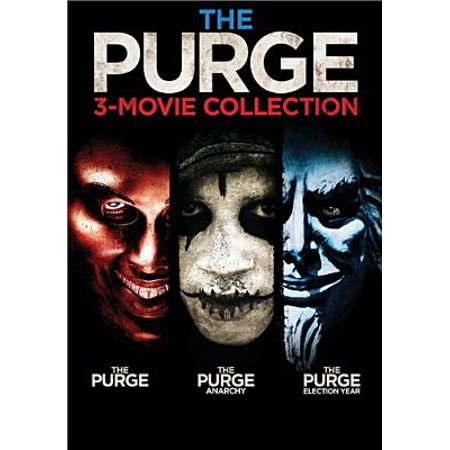 The Purge: 3-Movie Collection (DVD)