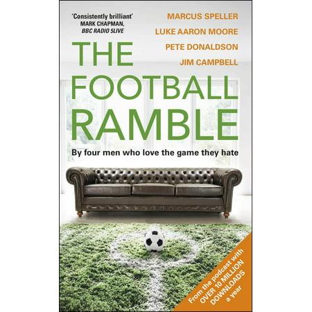 The Football Ramble (Hardcover)](Uk Wildcats Football)