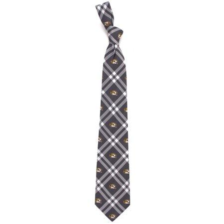 Missouri Tigers Rhodes Tie - Black - No Size