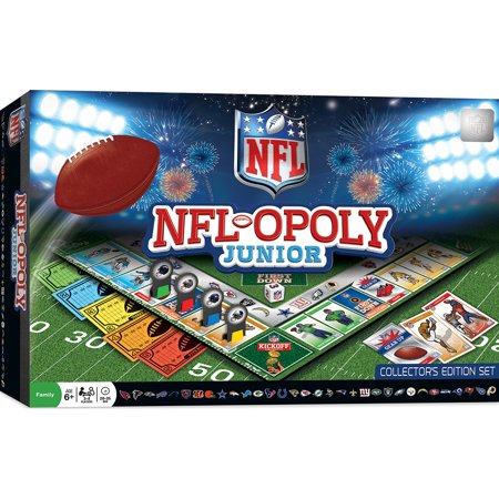 NFL Opoly Junior Board Game ()