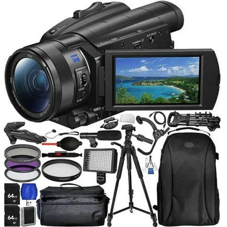 Sony FDR-AX700 4K Camcorder Supreme Video Bundle - image 1 of 1