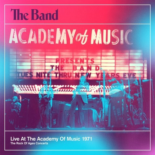 Live At The Academy Of Music 1971 (2CD)