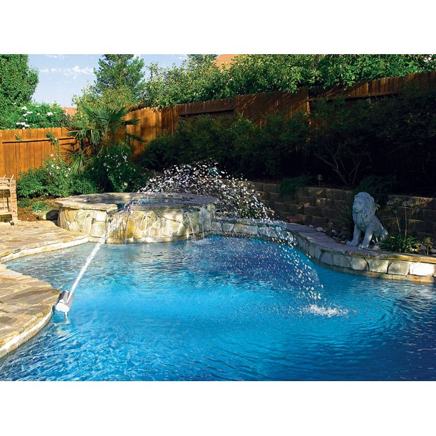 Poolmaster Color Cascade Waterfall