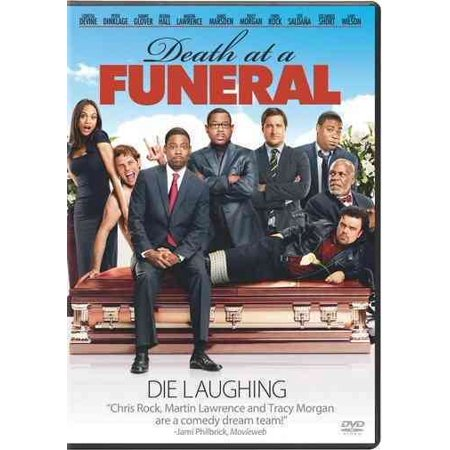 Death at a Funeral (DVD) - Joker Death Of The Family