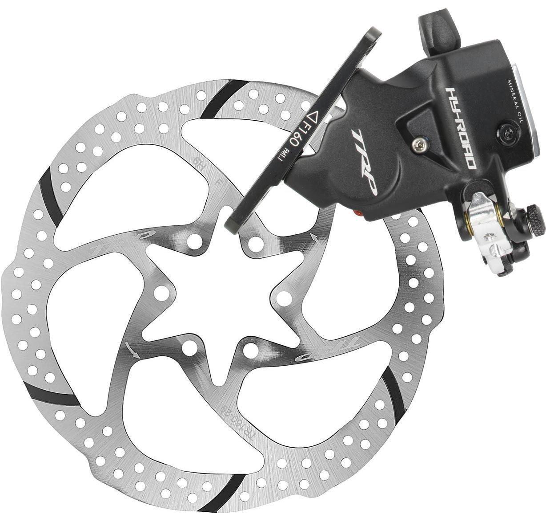 TRP HY/RD Flat Mount Road Bike Hydraulic Disc Brake Caliper Rotor