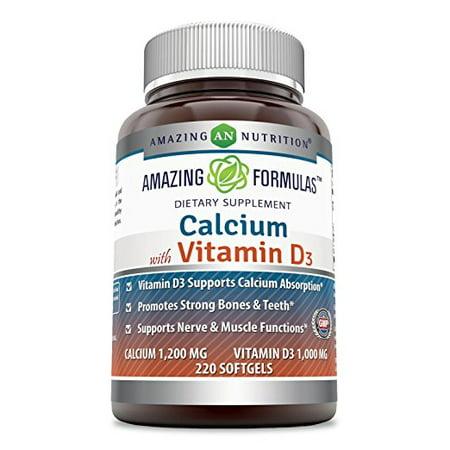 Calcium with Vitamin D3