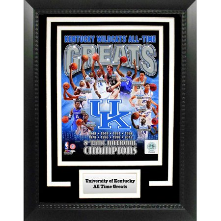 NCAA Kentucky Wildcats Greats 11