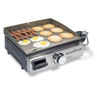 "Blackstone 17"" Table Top Griddle With Stainless Steel Front"