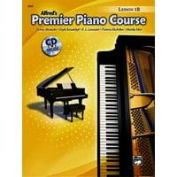Premier Piano Course: Premier Piano Course Lesson Book, Bk 1b: Book & CD (Paperback)