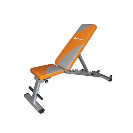 Exercise Bench Foldable Can Be Used 7 Different Angles Positions, Can Be Folded Flat For Storage