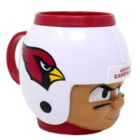 Arizona Cardinals Big Sip Drink Mug - No Size