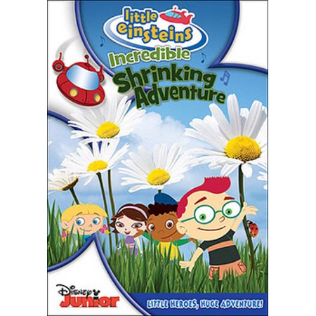Little Einsteins: Incredible Shrinking Adventure (DVD)