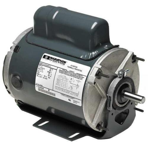 MARATHON MOTORS 5KH36NN37 Farm Duty Motor, 1/3 HP, 1725 RPM, 230V, 48