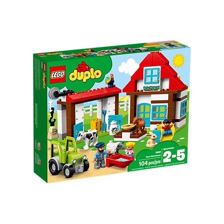 [LEGO] N 10869 Duplo Farm Adventures