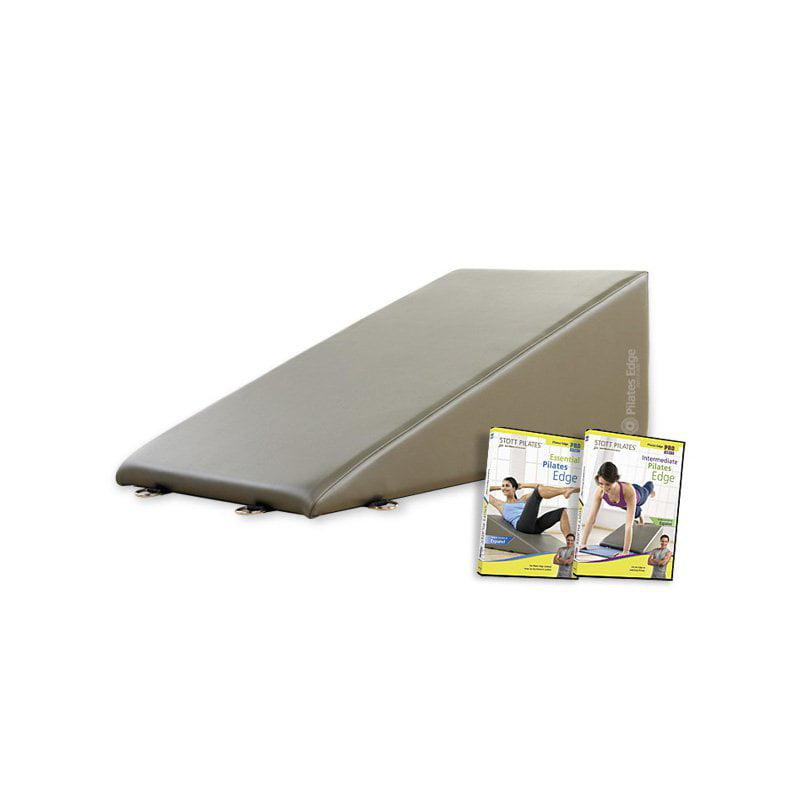STOTT PILATES Pilates Edge with Essential & Intermediate Pilates Edge DVDS