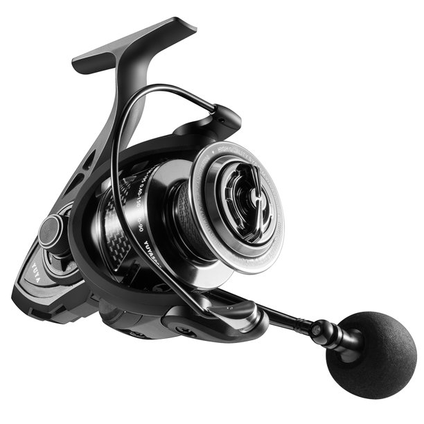 Lowestbest Fishing Reel, Ball Bearings Baitcasting Fishing Reel Baitcaster Tackle, Spinning Spincast Reel with 8+1BB Corrosion