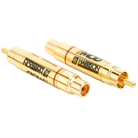 Harrison Labs FMOD Inline Crossover Pair 50 Hz Low Pass RCA