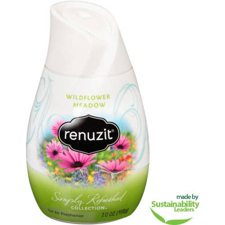 Renuzit Gel, Wildflower Dream Air Refresher, 7.0 oz