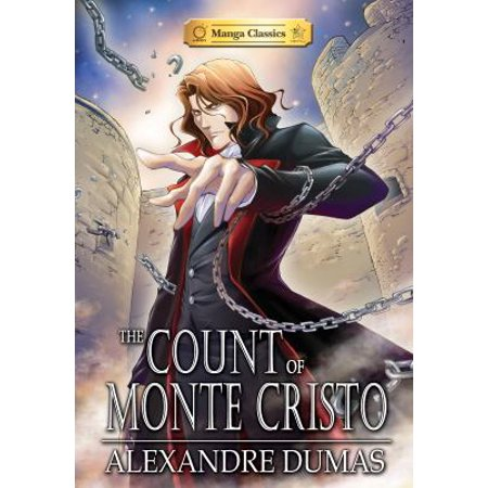 Manga Classics 9  The Count Of Monte Christo