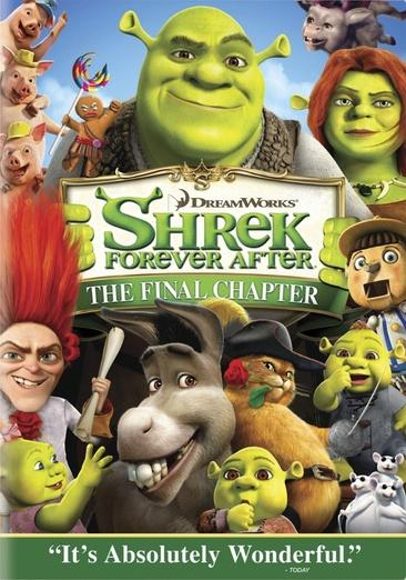 Shrek Forever After Dvd Walmart Com Walmart Com