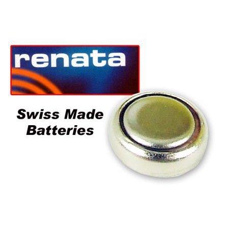 Renata Battery 397 Sr726Sw Silver 1.55V Swiss (Swiss Made)