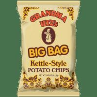 Grandma Utz's Potato Chips, 14.5 Oz.